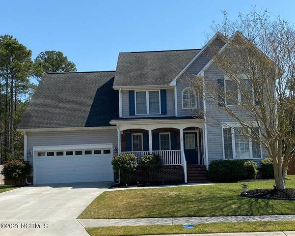 304 Burning Tree Lane, Jacksonville, NC 28546 (MLS #100265483) :: David Cummings Real Estate Team