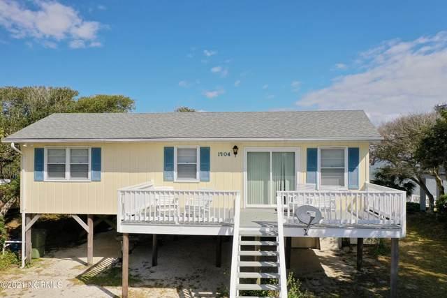 1704 Emerald Drive, Emerald Isle, NC 28594 (MLS #100265490) :: David Cummings Real Estate Team