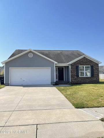 206 Wynbrookee Lane, Jacksonville, NC 28546 (MLS #100265516) :: David Cummings Real Estate Team