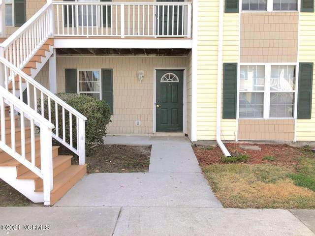 4605 Mcclelland Drive B-102, Wilmington, NC 28405 (MLS #100265517) :: David Cummings Real Estate Team