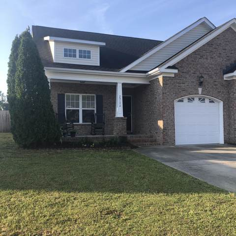 2517 Brookville Drive A, Greenville, NC 27834 (MLS #100265533) :: RE/MAX Elite Realty Group