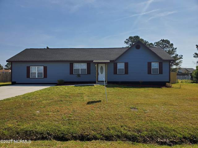 215 S Ginger Drive, Hubert, NC 28539 (MLS #100265557) :: Barefoot-Chandler & Associates LLC