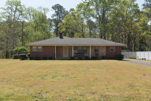 107 Circle Drive, La Grange, NC 28551 (MLS #100265566) :: CENTURY 21 Sweyer & Associates