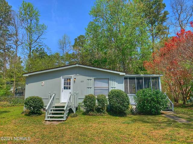 103 Myrtle Court, Hampstead, NC 28443 (MLS #100265574) :: The Oceanaire Realty