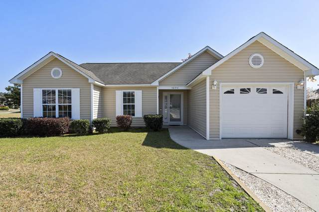 4894 Beech Tree Drive SE, Southport, NC 28461 (MLS #100265596) :: David Cummings Real Estate Team