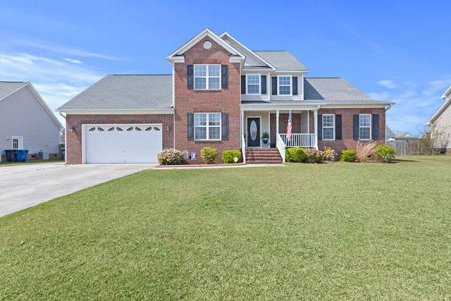 115 Glenburney Drive, Jacksonville, NC 28540 (MLS #100265599) :: RE/MAX Elite Realty Group
