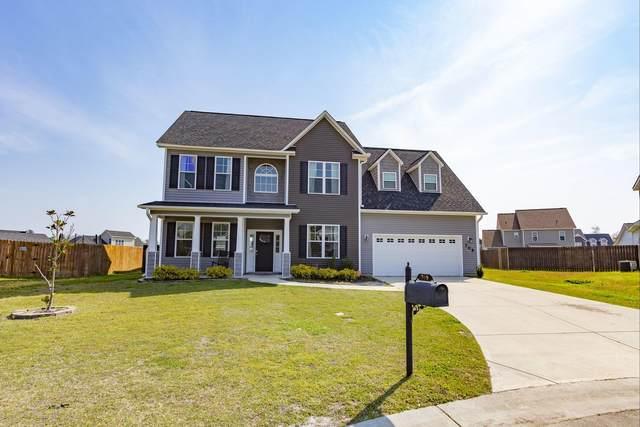 709 Dexter Court, Jacksonville, NC 28546 (MLS #100265637) :: CENTURY 21 Sweyer & Associates