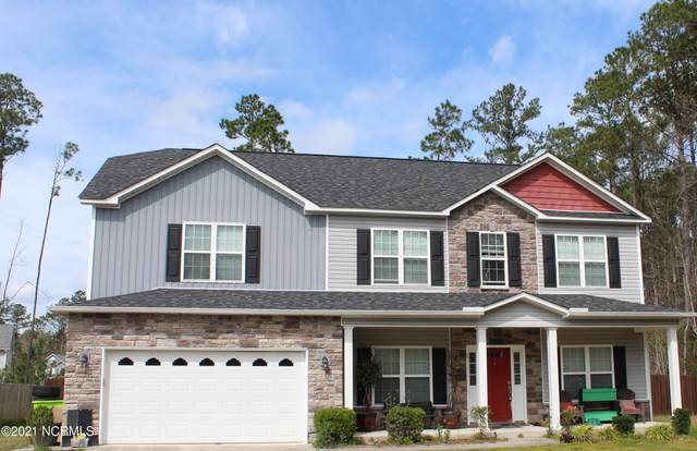 213 Stephen Court, Havelock, NC 28532 (MLS #100265641) :: David Cummings Real Estate Team