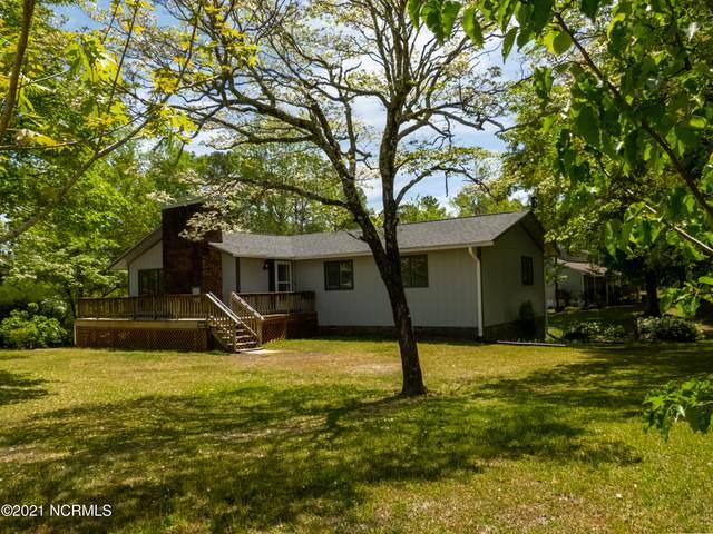 155 Dogwood Drive, Cedar Point, NC 28584 (MLS #100265653) :: Barefoot-Chandler & Associates LLC