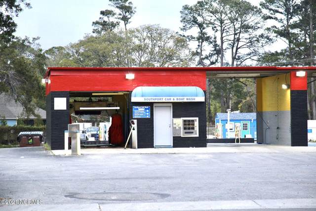 1118 N North Howe Street, Southport, NC 28461 (MLS #100265661) :: Coldwell Banker Sea Coast Advantage