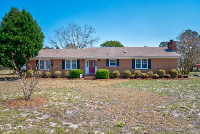 21489 Nc Highway 210, Ivanhoe, NC 28447 (MLS #100265668) :: Donna & Team New Bern