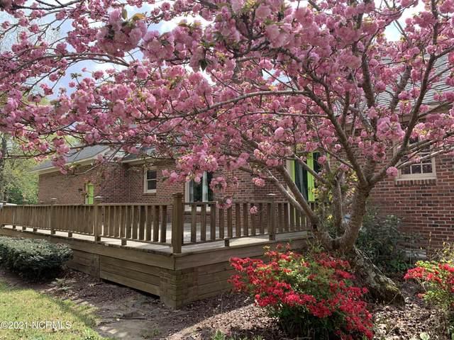 2709 Westbrooke Drive, Kinston, NC 28504 (MLS #100265669) :: Berkshire Hathaway HomeServices Hometown, REALTORS®