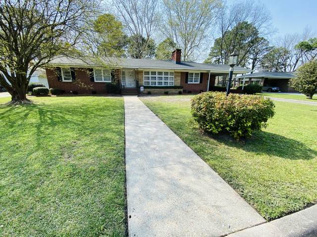 3300 N Walnut Street, Farmville, NC 27828 (MLS #100265671) :: David Cummings Real Estate Team