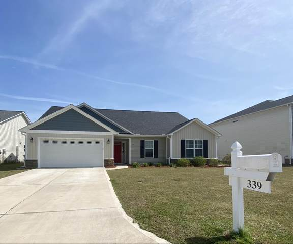 339 Station House Road, New Bern, NC 28562 (MLS #100265672) :: Castro Real Estate Team