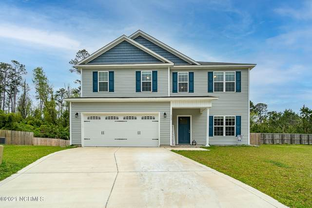 113 Patriot Court, Havelock, NC 28532 (MLS #100265689) :: Barefoot-Chandler & Associates LLC