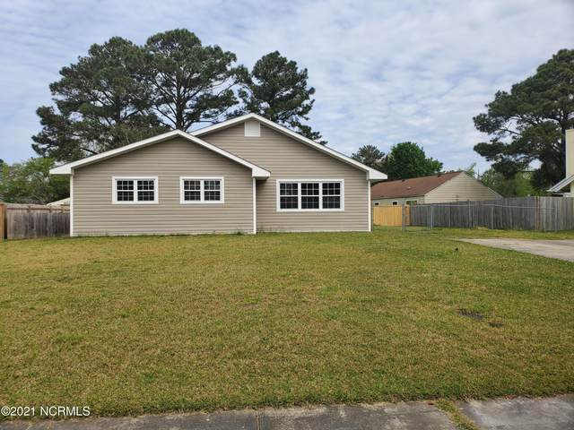 302 Dennis Road, Jacksonville, NC 28546 (MLS #100265701) :: Great Moves Realty