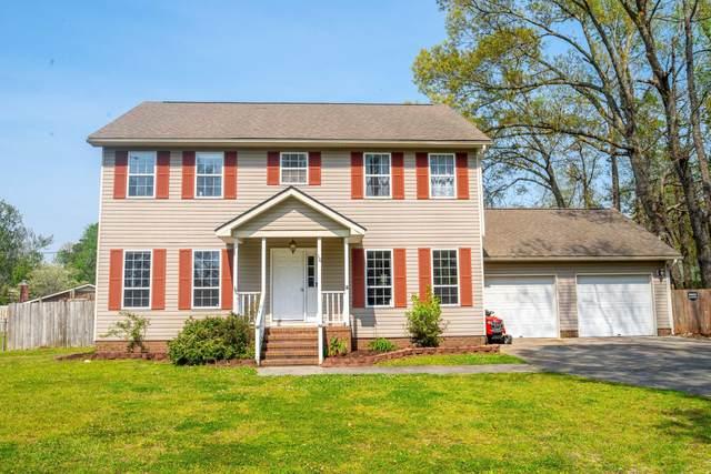 10 Cherokee Drive, Havelock, NC 28532 (MLS #100265722) :: Castro Real Estate Team