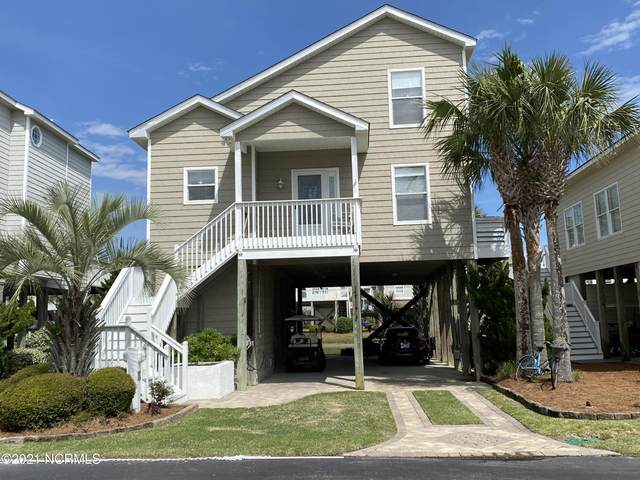 18 Channel Drive, Ocean Isle Beach, NC 28469 (MLS #100265723) :: David Cummings Real Estate Team