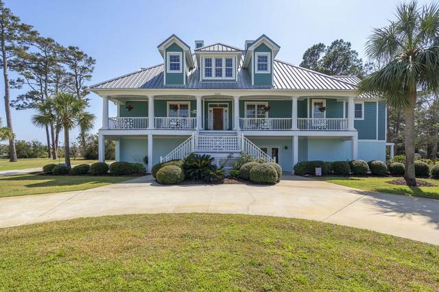 3399 Scupper Run SE, Southport, NC 28461 (MLS #100265734) :: The Keith Beatty Team