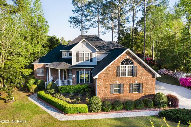 1548 Grandiflora Drive, Leland, NC 28451 (MLS #100265741) :: Stancill Realty Group