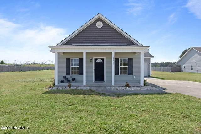 2401 White Oak River Road, Maysville, NC 28555 (MLS #100265748) :: Frost Real Estate Team