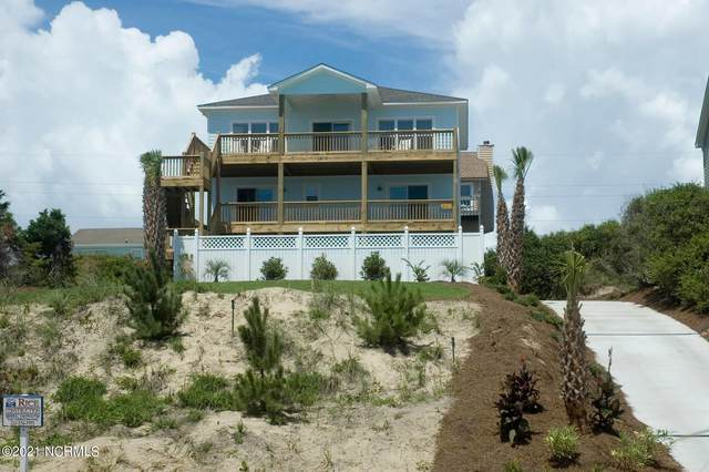 1610 Ocean Drive, Emerald Isle, NC 28594 (MLS #100265761) :: Barefoot-Chandler & Associates LLC