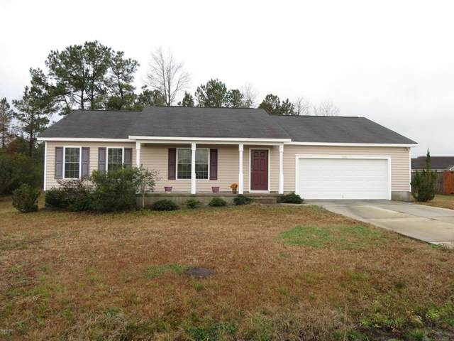 404 Seahawk Court, Richlands, NC 28574 (MLS #100265765) :: CENTURY 21 Sweyer & Associates