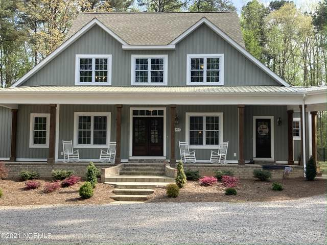 4387 Cordiality Church Road, Rocky Mount, NC 27803 (MLS #100265780) :: The Oceanaire Realty