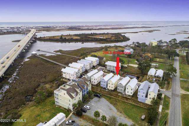 206 Bridgeview A, Surf City, NC 28445 (MLS #100265794) :: Frost Real Estate Team