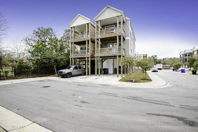 207 Bridgeview B, Surf City, NC 28445 (MLS #100265797) :: Frost Real Estate Team
