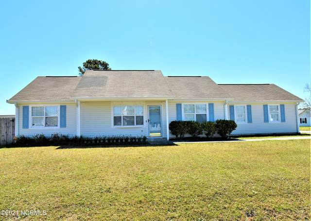501 Amber Avenue, Hubert, NC 28539 (MLS #100265801) :: Donna & Team New Bern