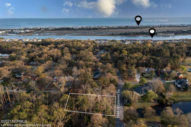 1644 Colonist Square SW, Ocean Isle Beach, NC 28469 (MLS #100265802) :: Donna & Team New Bern