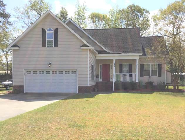 122 Pirate Cove Road, Washington, NC 27889 (MLS #100265816) :: Stancill Realty Group
