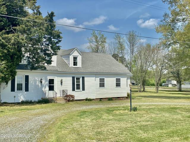 6284 Bulluck School Road, Rocky Mount, NC 27801 (MLS #100265820) :: Berkshire Hathaway HomeServices Prime Properties