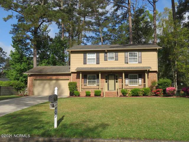 109 Nottingham Road, Jacksonville, NC 28546 (MLS #100265821) :: David Cummings Real Estate Team