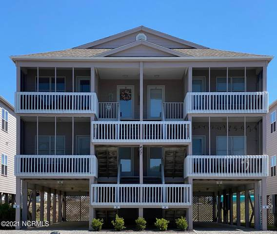417 27th Street # B, Sunset Beach, NC 28468 (MLS #100265843) :: Donna & Team New Bern