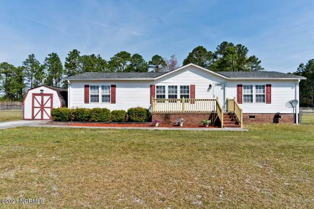 100 Larch Court, Hubert, NC 28539 (MLS #100265864) :: Stancill Realty Group
