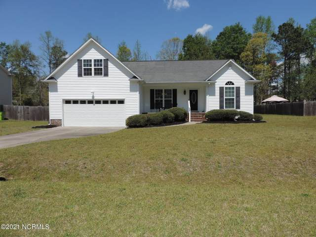 138 Pine Cove Road, New Bern, NC 28562 (MLS #100265884) :: Donna & Team New Bern