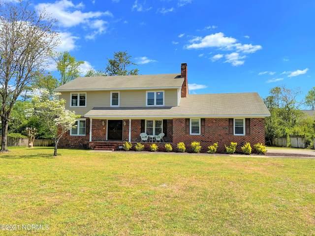 3559 Kirby Smith Drive, Wilmington, NC 28409 (MLS #100265885) :: David Cummings Real Estate Team