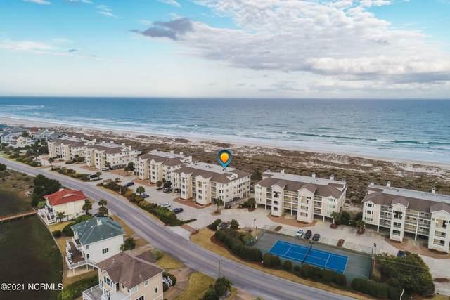2508 N Lumina Avenue Ext 2-D, Wrightsville Beach, NC 28480 (MLS #100265906) :: Donna & Team New Bern