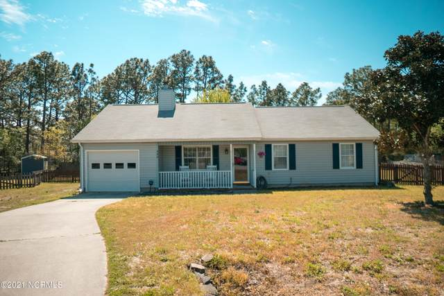 609 Calabash Drive, Hubert, NC 28539 (MLS #100265915) :: The Tingen Team- Berkshire Hathaway HomeServices Prime Properties