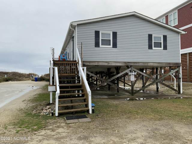 7609 E Beach Drive #4, Oak Island, NC 28465 (MLS #100265923) :: Thirty 4 North Properties Group