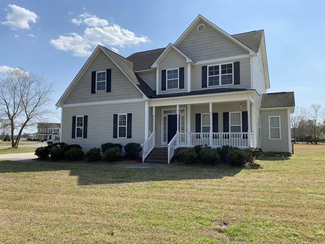 2434 Lance Drive, Greenville, NC 27858 (MLS #100265927) :: Stancill Realty Group