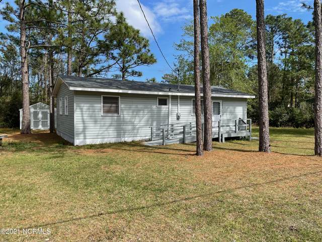 1271 Woodcrest Road Road, Southport, NC 28461 (MLS #100265954) :: Stancill Realty Group