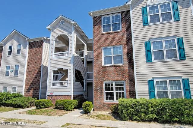 802 Bryce Court D, Wilmington, NC 28405 (MLS #100265972) :: Vance Young and Associates