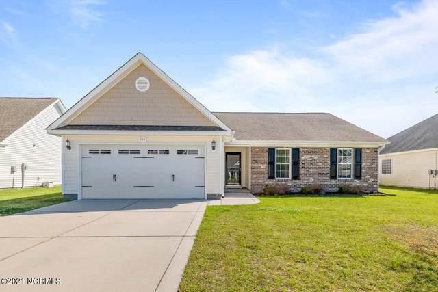 316 Hughes Lane, Jacksonville, NC 28546 (MLS #100265974) :: Thirty 4 North Properties Group