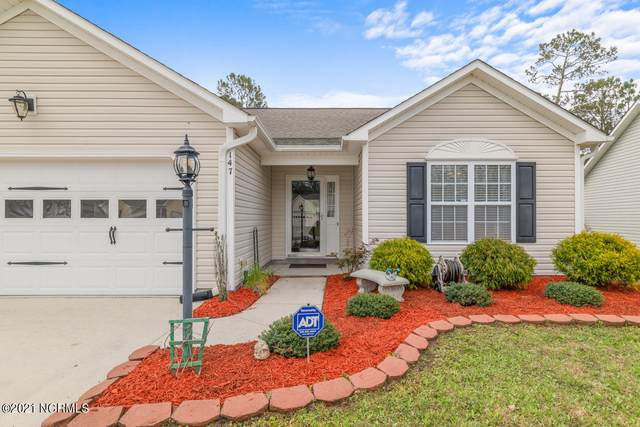 147 Belvedere Drive, Holly Ridge, NC 28445 (MLS #100265979) :: Thirty 4 North Properties Group