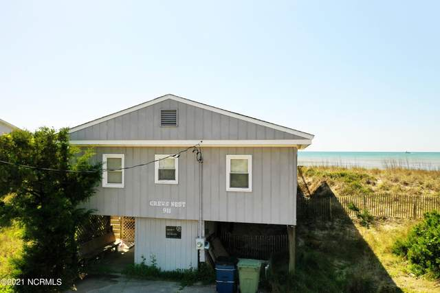 911 Ocean Drive, Emerald Isle, NC 28594 (MLS #100265983) :: Barefoot-Chandler & Associates LLC