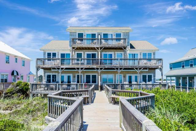 3301 Ocean Drive West, Emerald Isle, NC 28594 (MLS #100265987) :: Barefoot-Chandler & Associates LLC