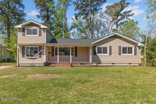 1111 River Street, Jacksonville, NC 28540 (MLS #100265991) :: Thirty 4 North Properties Group